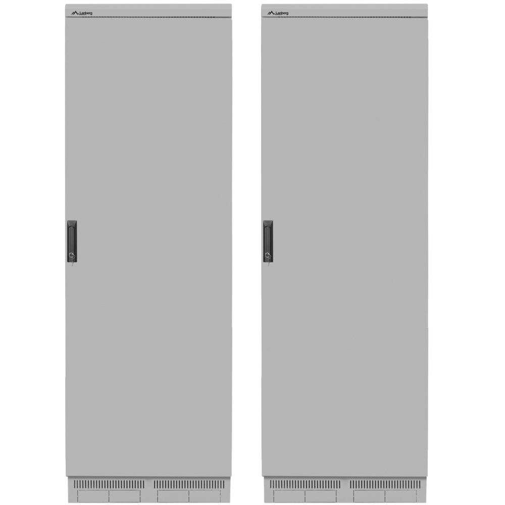 "Szafa RACK 19"" 37U 600x1000 FF55-6037-22S Lanberg IP55 z termostatem"