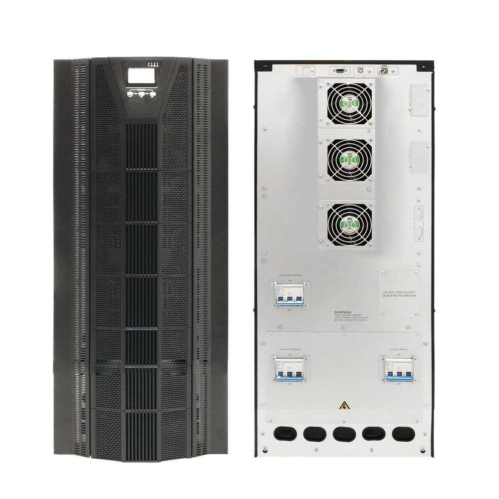 Zasilacz UPS awaryjny 3/3 6kVA / 5.4kW TS33-ON-06k0-MC-12 IPS