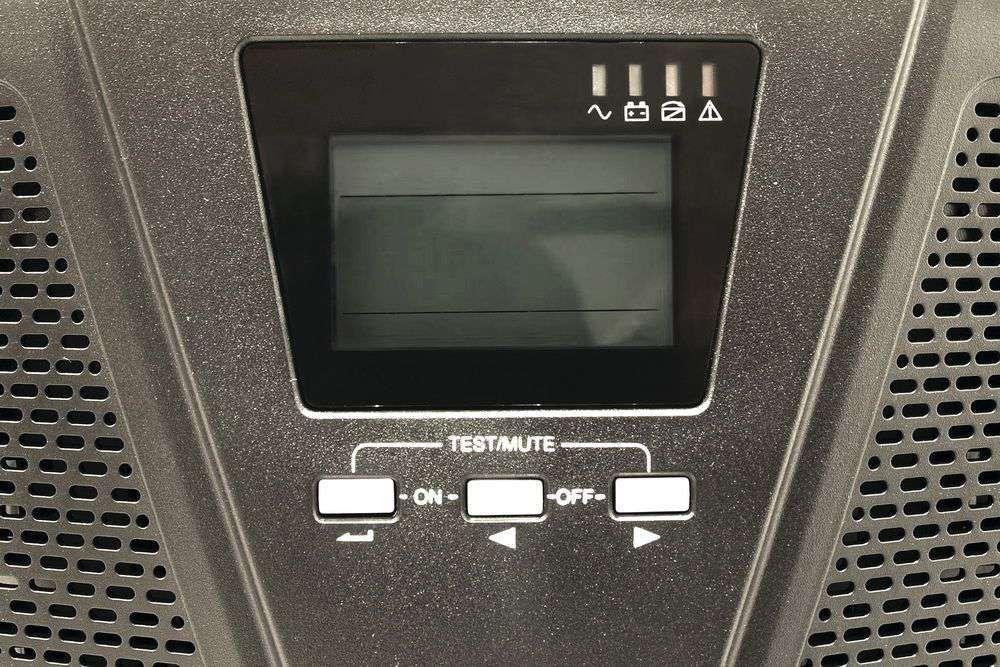 Wbudowany wyświetlacz LCD TS33-ON ips