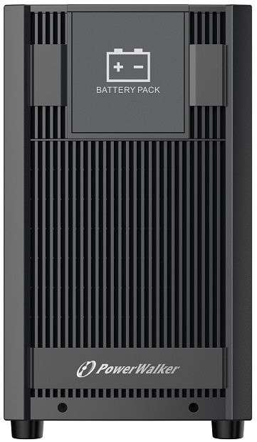 Zestaw bateryjny Battery Pack AT72T-12x9Ah PowerWalker BP 10134048