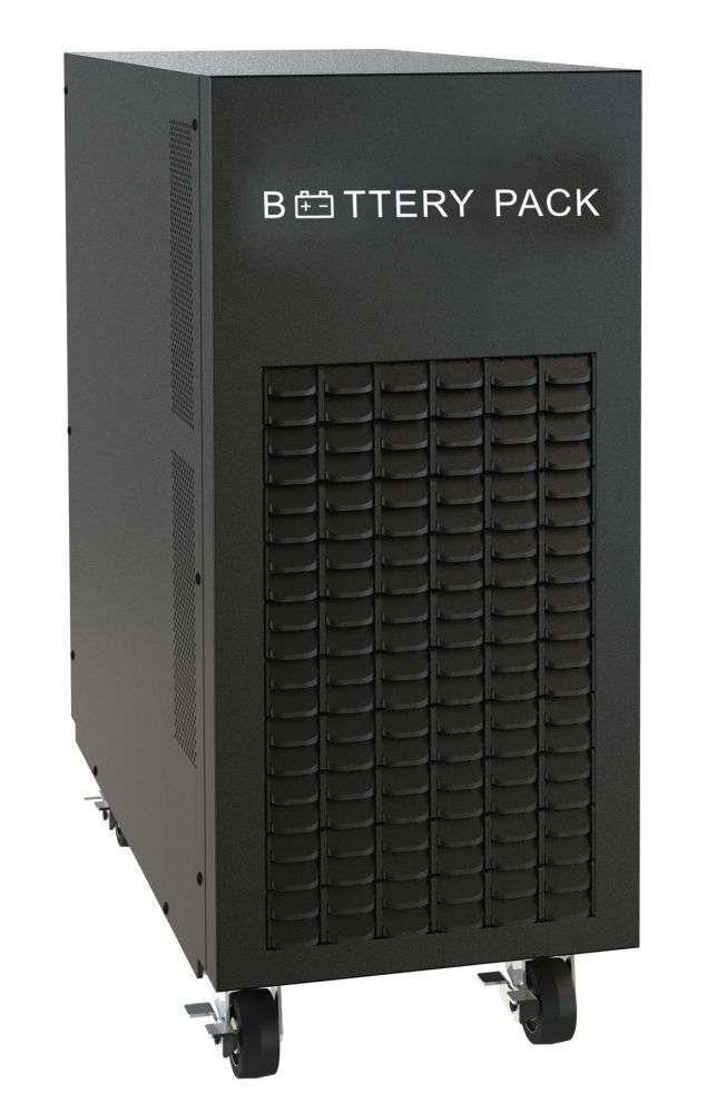 Zestaw bateryjny Battery Pack C240T-40x9Ah PowerWalker BP 10134045