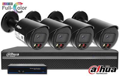 Zestaw do monitoringu IP ZMIP-DAH4KB20/FC/LT (2MPX) DAHUA