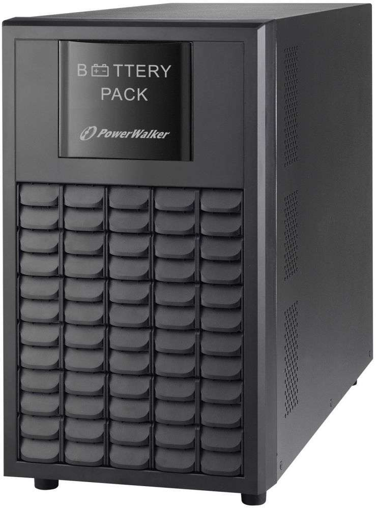 2w1 Zestaw zasilania awaryjnego UPS VFI 2000 C LCD + BP A48T-12x9Ah (10134050)