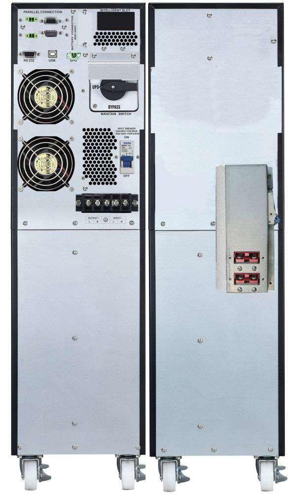 2w1 Zestaw zasilania awaryjnego UPS VFI 6000 CG PF1 + BP A240T-40x9Ah (10120558)