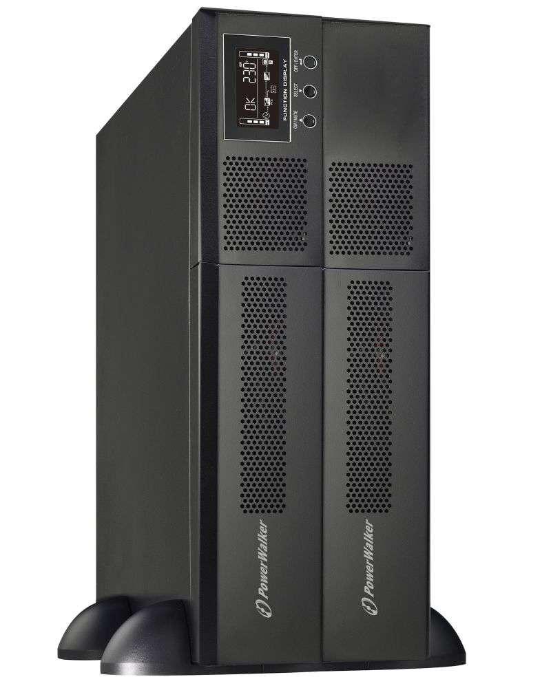 2w1 Zestaw zasilania awaryjnego UPS VFI 3000 RMG PF1 + BP A72RM-12x9Ah (10120550)