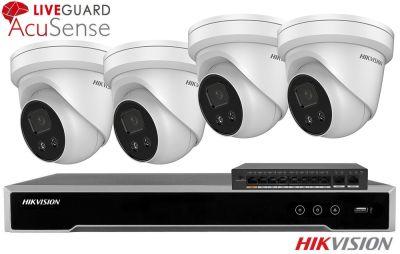 ZMIP-HIK4KD80/DF Zestaw do monitoringu IP (4MPX) HikVision