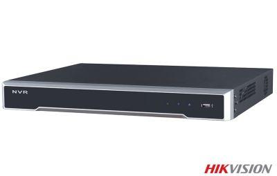4x Kamera IP kopułowa AcuSense (8MPX)