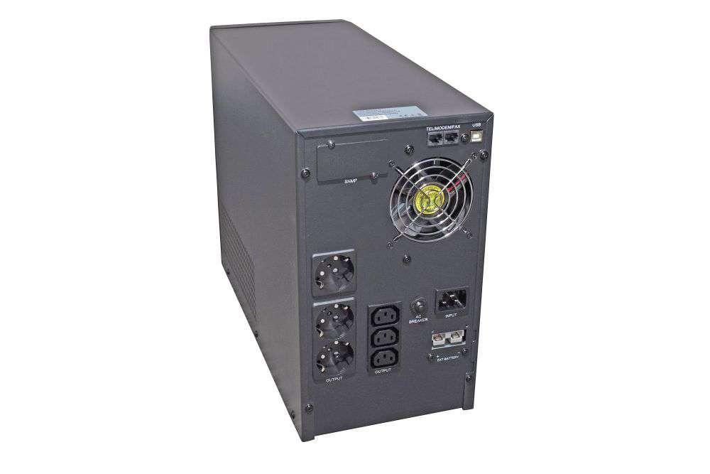 TS1-LI-3K0-MC-BC48 IPS wolnostojący zasilacz UPS tower