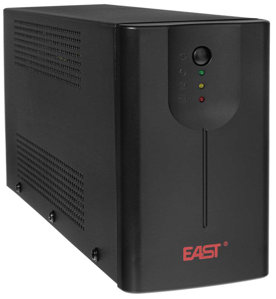 Zasilacz awaryjny UPS 650VA/390W UPS650-T-LI/LED EAST