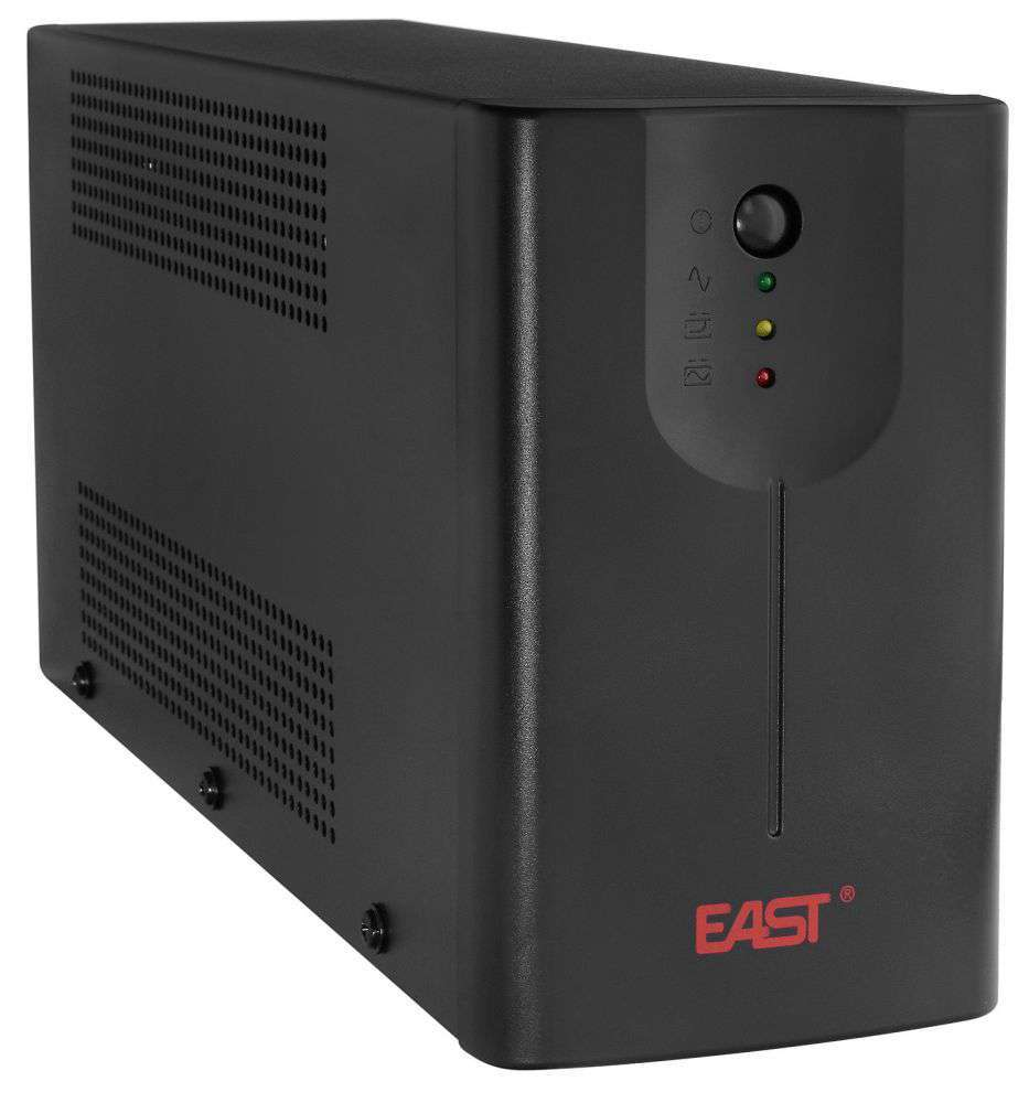 Zasilacz awaryjny UPS 850VA/510W UPS850-T-LI/LED EAST