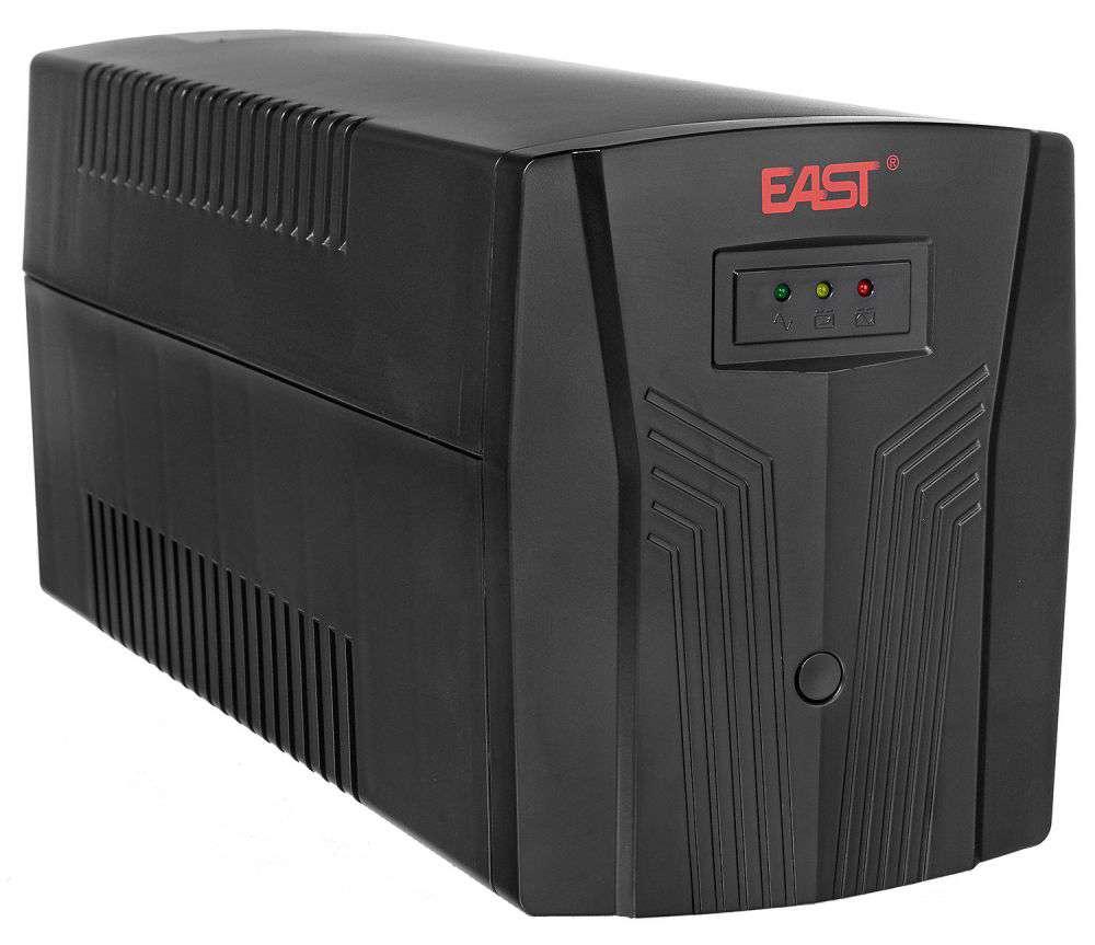 Zasilacz awaryjny UPS 1500VA/900W UPS1500-T-LI/LED EAST