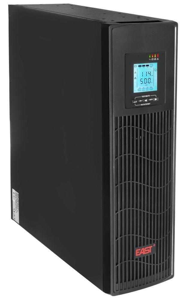 Zasilacz awaryjny UPS 3000VA/2400W UPS3000S-RT-LI EAST