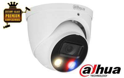 4x Kamera TiOC FULL COLOR (5MPX) z Audio