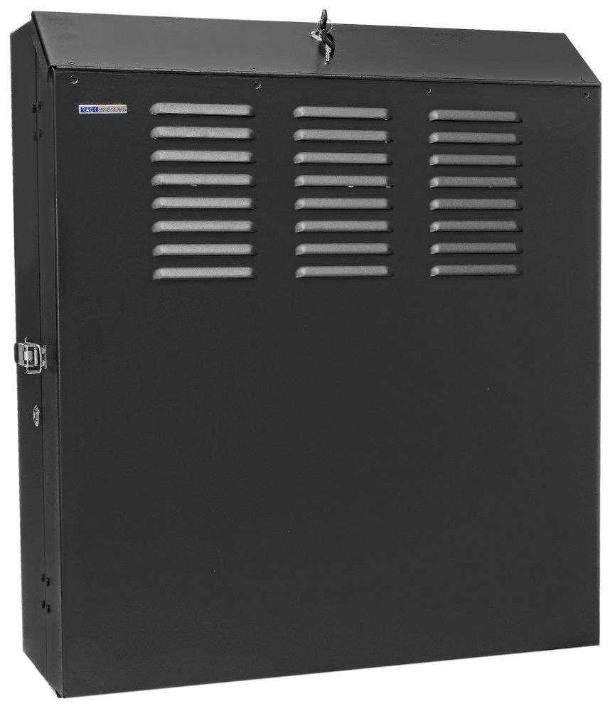 Szafa Rack 19'' 5U 587mm wisząca pionowa WP6705 RACK SYSTEMS