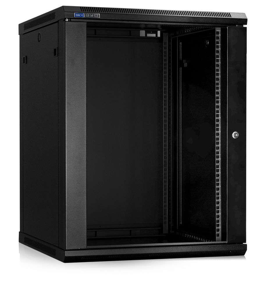 """Szafa Rack 19"""" 15U / 600 Rack Systems W6615 wisząca złożona"""