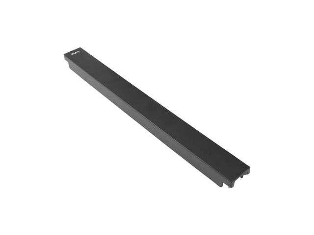1U - Panel zaślepiający AKP-1401-B Lanberg czarny RAL9004
