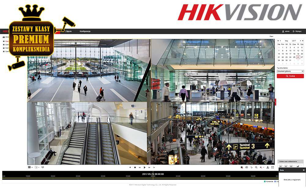 interfejs cms hikvision easy ip 3.0 monitoring