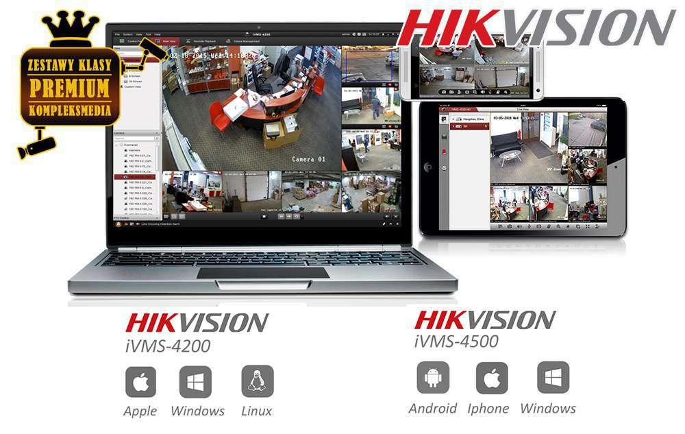bezplatne oprogramowanie ivms hikvision ivms4200 ivms4500 ivms5200