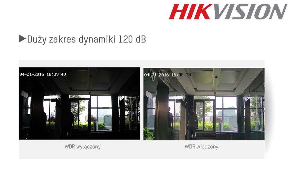 wdr 120db szeroki zakres dynamiki obrazu hikvision
