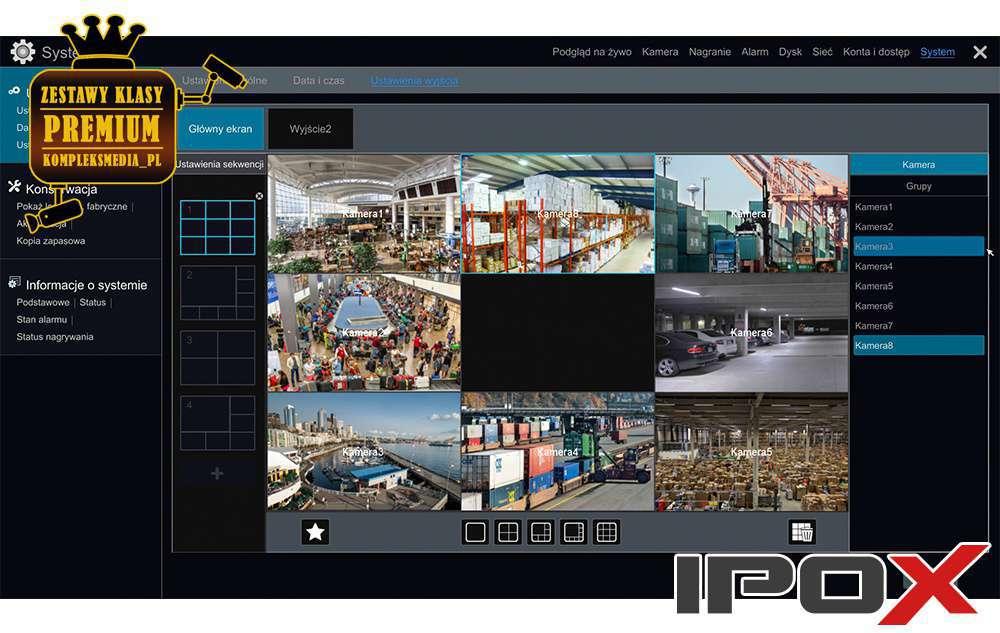 nowoczesne oprogramowanie ipox n9000