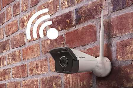 kamera bezprzewodowa wifi lanberg