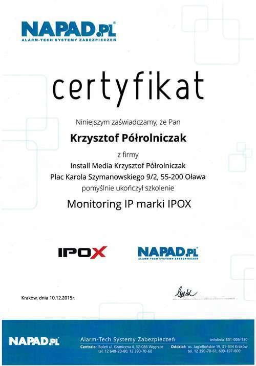 Szkolenie IPOX 2015
